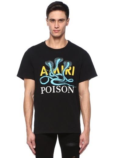 Amiri Tişört Siyah